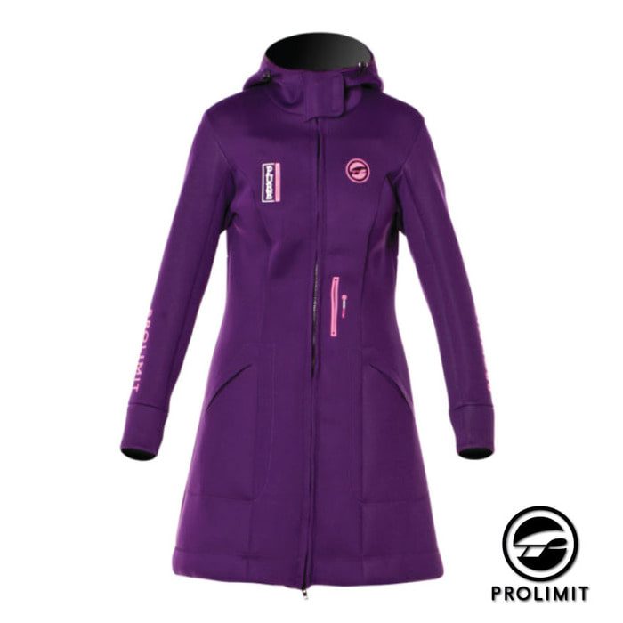[프로리미트] WOMEN 1.5mm Pure Racer Jacket - Purple/Pink