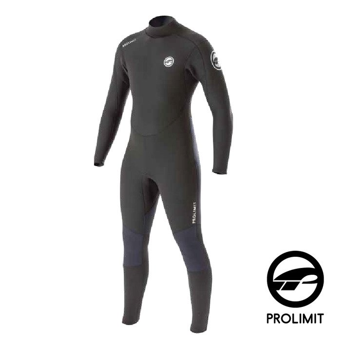 [프로리미트]4mm Rental School Suit GBS - Black
