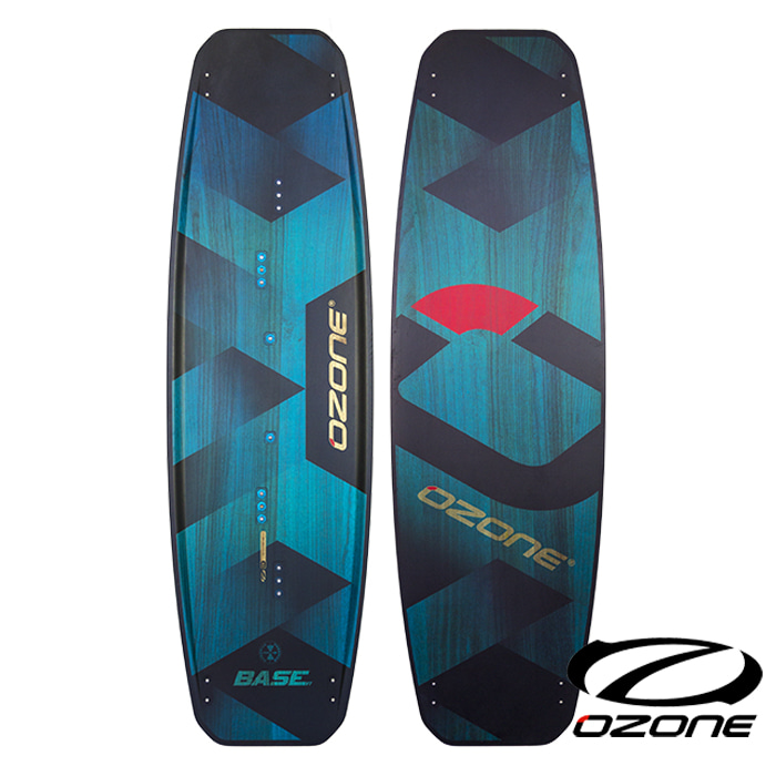 [오존] BASE V1 Kite Board - Blue