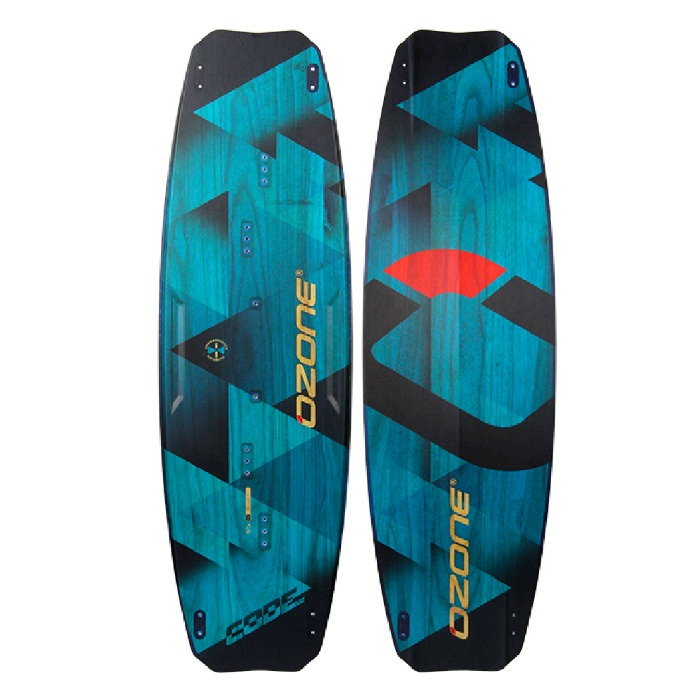 [오존] OZ CODE V 2    Blue Kite Board