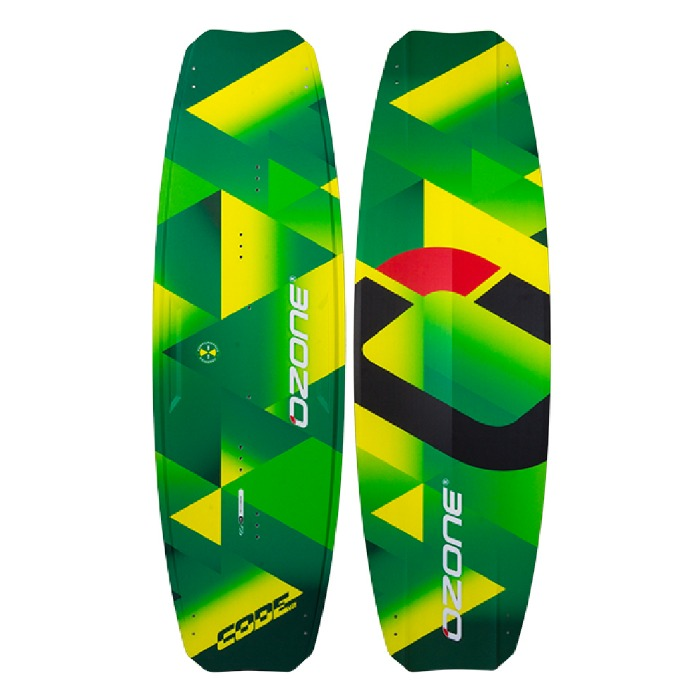 [오존] OZ CODE V 2   Green Kite Board